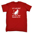 Funny Kids Childrens T-Shirt tee TShirt - Lets Eat Kitty Punctuation Saves Cats