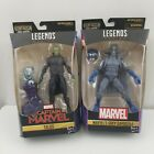 Marvel Legens Series Talos Grey Gargoyle New In Box BAF