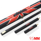 Snooker Kit Handmade 3/4 Piece Snooker Cue With Riley Case With 2 Professional $304.95 USD on eBay