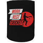 Stubby Holder - previews work rest cricket - Funny Novelty Stubbie