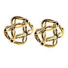 2Pcs Women Rhinestone Scarf Ring Buckle Scarf Clip Crystal Brooch Exquisite