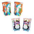 Bestway Kids Armbands Shark Penguin Older Childrens 5-12 Years Arm Bands