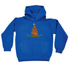 Funny Kids Childrens Hoodie Hoody - Have A Cracking Christmas