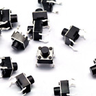 30PCS-Small Mini Micro Switch Push Button Switch Free Shipping