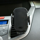 Qi Wireless Charger Car Air Vent Holder Mount For Samsung S9 S8 iPhone X XS NH