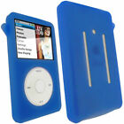 Rubber Skin Soft Case Cover for iPod Video 5th 30GB Classic 6/7th 80/120/160GB