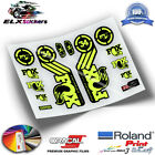 Bicycle Accessories Sporting Goods Adroit Aufkleber Fluor Stickers Pegatinas Amortiguador Fox Float Performance Wp192