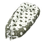 Cotton Print Uterus Bionic Bed Portable Removable Foldable Washable Newborn Bed