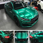 Modify Vinyl Wrap Sticker Car Glossy Glitter Pearl Metal Mirror Chrome Film HDUS