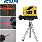 3D Laser Level Self Leveling Point/Line/Cross Horizontal Vertical 360 ° Rotary