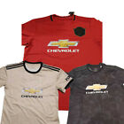 Manchester United Mens Jersey 18-19 Fast ship! Custom Names! EPL PATCHES!
