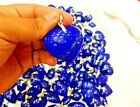 1000 Grams WOW Lapis Lazuli Heart pendent Polished From Afghanistan
