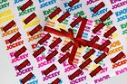 3 x Jockey - Rude Wrapping Paper 2 - Funny Naughty Gift Wrap Birthday Xmas