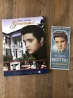 Official Elvis Presley GRACELAND Guidebook - 108 Pages - Greatest Hits / Legacy