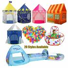 Внешний вид - Kids Baby Playtent Inflatable Ball Pool Folded Children Tent Outdoor Playhouse