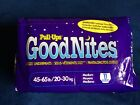 11 Vintage 1994 Huggies Medium Goodnites Pull Ups NEW Sealed 45-65 lb Diapers M