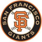 San Francisco Giants Printed Vinyl Decal Sticker for Car Truck Cornhole Phone on Ebay