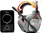 Astro a40 Gaming Headset and Mixamp PRO for Xbox ONE Ps3 Ps4 PC Black White