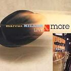 Live & More by Marcus Miller (CD, Mar-1998, GRP (USA))