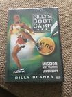 Billy's Boot Camp Elite Mission Spot Training Lower Body