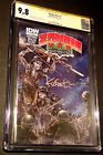 Zombie War #1 CGC 9.8 - Signed Kevin Eastman Creator of TMNT - IDW Comics