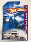 2008 Hot Wheels #155 '57 Chevy Team: Engine Revealers  - Hood opens