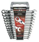 GEARWRENCH 85698 12 Piece XL Locking Flex-Head Ratcheting Combination Wrench Set