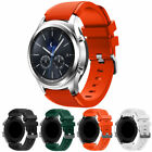 22mm Wrist Sport Rubber Silicone Watch Band Strap For Fossil Q explorist gen 4 image