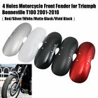 ABS Front Fender for 01-16 Triumph Bonneville T100 Scrambler Thruxton 900 $12.59 USD on eBay