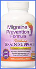 Dr. Knowles Migraine Prevention Formula 180 Caplets 3 Month Supply Headache Trea
