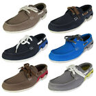 Crocs Mens Beach Line Lace Up Boat Shoes