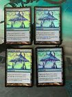 Seat of Synod Foil x4 (four) Mtg Magic the Gatheringg