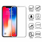 iPhone XS Max 6D Tempered Glass Screen Protector Full Cover For Apple