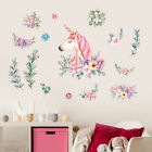 Unicorn Removable Wall Sticker Art Decal Vinyl Kids Bedroom Diy Home Decoration