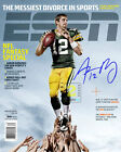 """Aaron Rodgers Signed  Green Bay Packers 8""""x 10"""" Color PHOTO! REPRINT"""