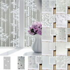 Bedroom Bathroom Home Glass Window Door Privacy Film Sticker PVC Frosted USA