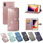 Diamond Wallet Leather Case Flip Stand Phone For iPhone X XR XS Max 6 7 8 Plus