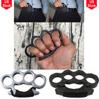 US Alloy Knuckles Ring Fingers Pocket  Ropes Portable Outdoor Self-Defense Tool