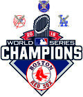 Boston Red Sox World Series CHAMPIONS 2018 Decal / Sticker on Ebay