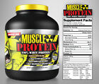 Colossal labs Whey Protein powder 5lb Monster Muscle isolate/blend protein 5 lb