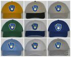 Milwaukee Brewers Polo Style Cap ⚾Hat ⚾CLASSIC MLB PATCH/LOGO ⚾10 HOT COLORS⚾NEW on Ebay