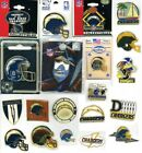 Chargers Vintage Pin Choice 9 Pins Some new on card San Diego Los Angeles NFL $5.0 USD on eBay