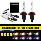 Headlight Bulb High&Low Beam HID Xenon Conversion Kit 3600LM 35W 1 Pair 9005 $16.79 USD on eBay