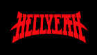 "Hellyeah Band Vinyl Decal Sticker 6""x2.5"""