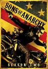 Sons of Anarchy: Season Two (DVD, 2010, 4-Disc Set)
