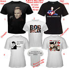Concert Tour Album Shirt Adult S-5XL Youth Toddler Mark Knopfle Sting Bob Dylan