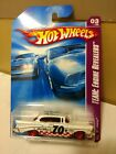 2008 Hot Wheels #155 '57 Chevy Team: Engine Revealers  - Hood opens  #082