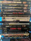 Amazing Bluray Lot, Action, Drama, Sci Fi,and a chick flick, Steelbook 27 movies