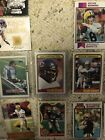 Vintage Football Cards. Barry Sanders Rookie Card, Archie Manning, Walter Peyton