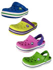 Crocs Crocband Kids Slip On Clog Shoes